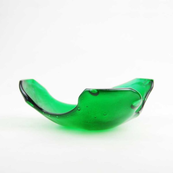Recycled 7 up bottle bowl