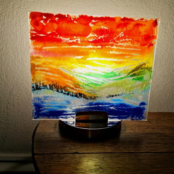 Landscape lamp 3